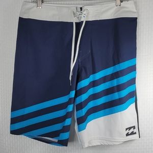 Mens Billabong Platinum X board shorts sz 31